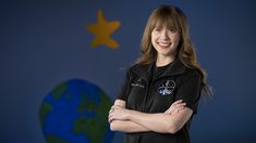 Physician's assistant and pediatric bone cancer survivor Hayley Arceneaux, 29, will be one of four crew members on the world's first all-civilian mission to space at the end of this year. Tennessee, Private Flights, Rocket Launch, Young Americans, Nasa Astronauts, Childhood Cancer, The Journey