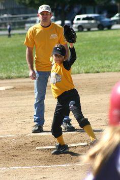 Coaching Youth Softball - 6 Tips for Teaching Skills