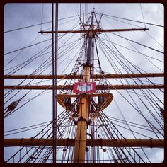 Museum Ship Mercator, in the marine of Ostend Belgium, after legendary Belgian scientist and cartographer Mercator
