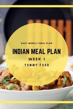 Planning your meal plan for a week will give you time, peace of mind and savings on grocery shopping.. Easy Weekly Meals, Weekly Meal Planner, Weekly Meal Plan Template, Vegetarian Menu, Tea Time Snacks, Vegan Meal Plans, Meals For The Week, Healthy Cooking, Indian Food Recipes