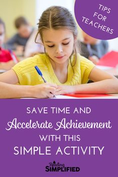 Want to see rapid reading achievement in less time? Try this one simple activity to accelerate reading levels for your struggling students and snag your FREE packet to get you started! Teacher Organization, Teacher Hacks, Reading Levels, Reading Skills, Student Reading, Teaching Reading, Learning Phonics, Reading Incentives, Struggling Readers