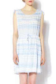 Ikat Printed Dress, the sweetest Summer dress $68 http://bella-funk.shoptiques.com