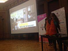 Magda Kowalska - spowiedź coworkera - podczas Geek Girls Carrots