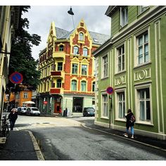 This place is the cutest. #Bergen