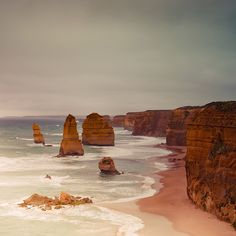 hollandra: Melbourne Australia Twelve Apostles (by ►CubaGallery) (via Oh The Places You'll Go, Places To Travel, Places To Visit, Beautiful World, Beautiful Places, Cuba, Lightroom, Melbourne Australia, Melbourne Trip