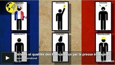 #France | Les défauts et les qualités des Français | Courrier International