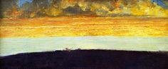 Sunrise  by Tom Roberts — Found via Artful for Mac — http://artfulmac.com
