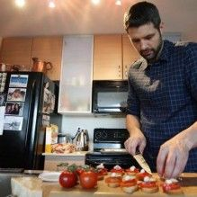 """Anthony L. Sedlak was known for being a Canadian chef and the host of Food Network Canada's """"The Main."""" He died on July Food Network Canada, Food Network Recipes, Maine"""