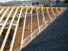 Attaching Porch Roof to Existing Gable Roof Patio Roof, Back Patio, Backyard Patio, Screened Patio, Pergola Roof, Diy Patio, Design Patio, Roof Design, Garage Design