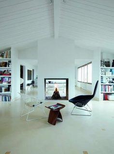 Une pièce à vivre spacieuse : côté salon - Marie Claire Maison