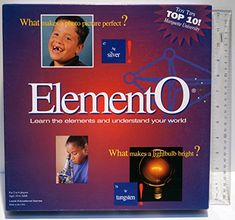 Elemento Game - Learn the Periodic Table Lewis Educationa...