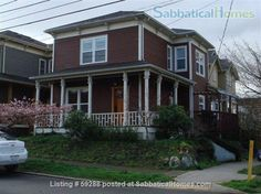 SabbaticalHomes - Home for Rent Seattle Washington 98122 United States of America, Centrally Located 1888 Capitol Hill
