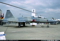 Northrop (Canadair) CF-116D (CL-219) aircraft picture