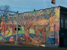 Street Art in Richmond VA