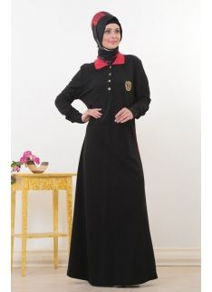 Ftm Bayan Eşofman-Siyah 1015-01