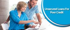 A handy guide for those who need unsecured loans for poor credit Credit Check, Credit Score, Debt To Income Ratio, Loans For Poor Credit, Unsecured Loans, Money Problems, The Borrowers