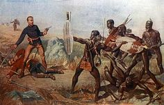 Zulu resistance & victory over the British at Battle of Isandlwana in the Anglo-Zulu Wars of 1879 explained in the Black African History Documentary Zulu Military Art, Military History, Military Tactics, Zulu Warrior, Fine Art Prints, Canvas Prints, African History, Heritage Image, Ancient Egypt