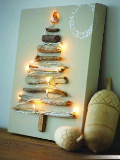 20+ идей как сделать новогоднюю елку своими руками из подручных материалов |  #новыйгод #праздник Красота