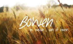Bowen - unique baby boy name!