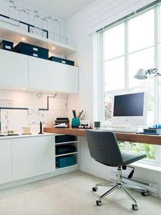 Contemporary home office ideas (30)