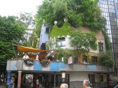 Hundertwassers Haus, Vienna