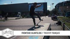 How to FS Bluntslide – Comment facilement réussir les tricks de skate… #Skatevideos #bluntslide #Comment #facilement #french_français
