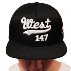 West NYC All City Champs Hat Black