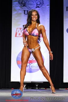 bikini competitors on steroids