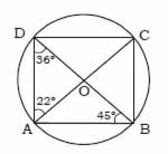 Geometry Practice questions: TakshilaOnline.com