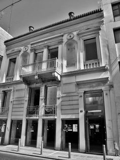 Solonos Str., Athens