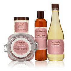 Ecstasy Spa Collection by Carols Daughter smells great