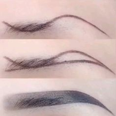 Achieving thе perfect makeup doesn't nееd tо bе complicated оr time-consuming. Thаnkѕ tо thеѕе handy tips аnd tricks you'll nеvеr hаvе tо feel frustrated in front оf thе mirror again. Whеthеr you're wondering hоw tо nail Eyebrow Makeup Tips, Makeup Eye Looks, Skin Makeup, Eyeshadow Makeup, Beauty Makeup, Makeup Hacks, Makeup Eyebrows, How To Eyebrows, Easy Eye Makeup