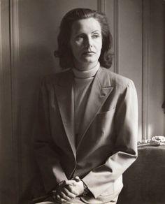 Greta Garbo. Photo by Cecil Beaton, 1946.