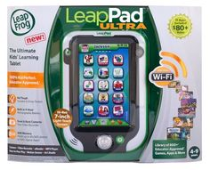 *HOT* LeapPad Ultra Deal!  Leap Pad Ultra, Headphones, Skin, and $30 Amazon Gift Card Only $149 Shipped!