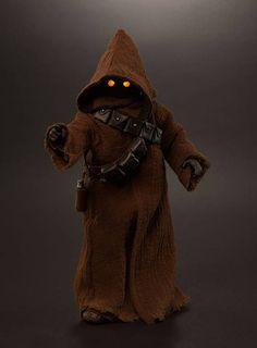 Action Figures - Jawa 'Star Wars'