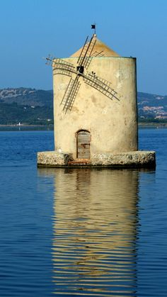 Mill, Orbetello, Tuscany- by marco prete