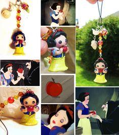 Cute Snow white charm by mayumi-loves-sora on deviantART