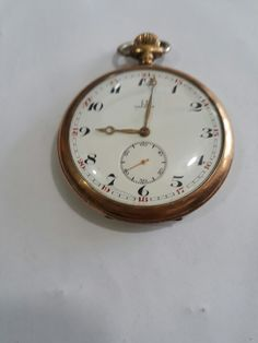 Kundo Quartz Anniversary Mantle Clock Made In Germany
