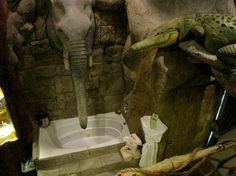 Fifth South - Salt Lake's Most Romantic Getaway - The Anniversary Inn...The Jungle room