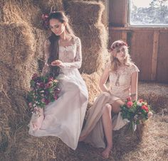 Sept 2015. Stylized photo shoot. Vendors: Photographers: WonderFerris, Florist: Rosebud and Willow Bridal Gowns: Bridal and Ball NZ, Make up & Hair: Alsi Makeup Station Venue: McGrath Estate, Props: The Pretty Prop Shop, Table and Chairs: The Vitrine ,Models: Nikita Newton and Rani Tea,Video: thomasvideo.tv