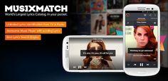 Musixmatch: la mejor app para tener las letras de tus canciones favoritas (iOS, Android, Windows Phone) http://www.redestrategia.com/musixmatch-app-letras-canciones-favoritas.html