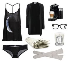 """""""Untitled #31"""" by leenap on Polyvore featuring Allude, Free People, Nespresso and Diptyque"""