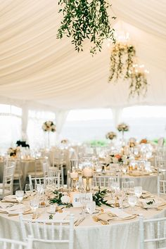 White Tent Wedding, Indoor Wedding Receptions, Tent Reception, Outdoor Wedding Reception, Elegant Wedding, Dream Wedding, Wedding Backyard, Spring Wedding, Wedding Venues