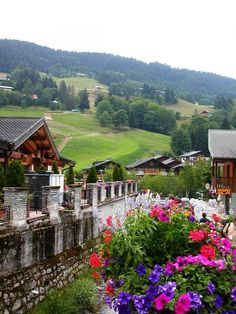 Alps Villages | Village in the French Alps | to go list...