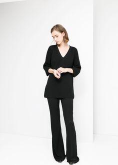 New Knitting Dress Women Minimal Classic Ideas Black Wardrobe, Minimal Classic, Outlet, Manga, Minimalist Fashion, Minimalist Style, Classy And Fabulous, Baby Knitting Patterns, Work Fashion