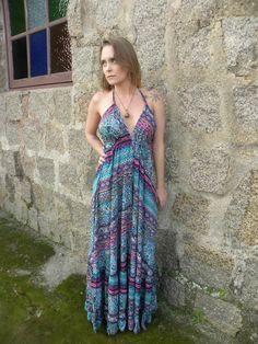 Vestido Deusa Longo 11