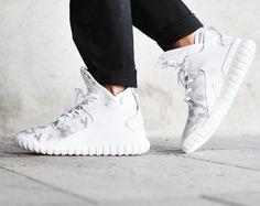 """adidas Originals Tubular X – """"White Camo"""""""