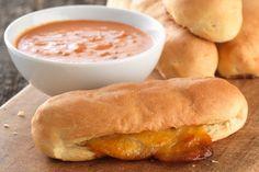 Cheese-stuffed bread sticks | Flourish - King Arthur Flour's blog