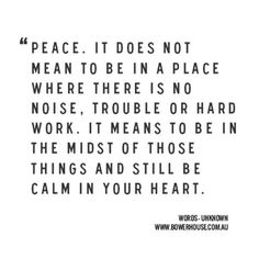 Needed this today. I believe peace is a choice. My affirmation is 'i am at peace within' Being unsettled and anxious affects more then just how we feel. It impacts those around us, it impacts our cells in our body and creates sickness and dis-ease. Choose peace today. Take a deep breath and say the affirmation. Im doing it to.  #peace #happy #quote #love #wellbeing #wellness #mindset #mind #positive #thursday #mindfulness #meditation #live #fun #play #sunshine #stillness #escape #breath…