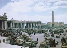 World War II in Color: The Italian Campaign and the Road to Rome, 1944
